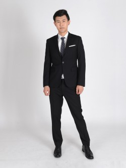 BBS e-commerce man suit black pants A