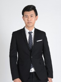BBS e-commerce man suit black jacket A