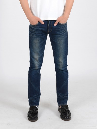 BBS e-commerce man blue jean B