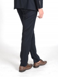 BBS e-commerce men suit blue pants B