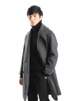 BBS e-commerce men suit grey jacket A