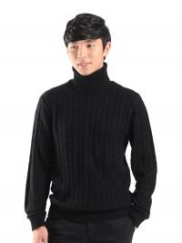 BBS e-commerce men black shirt C