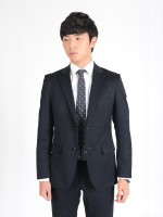 BBS e-commerce men suit blue jacket C