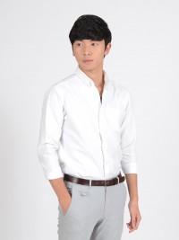 BBS e-commerce men white shirt A